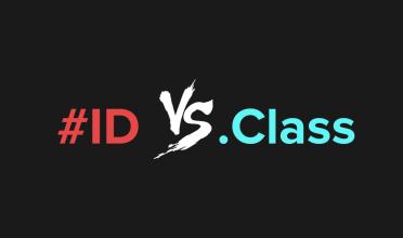 تفاوت id و class در css