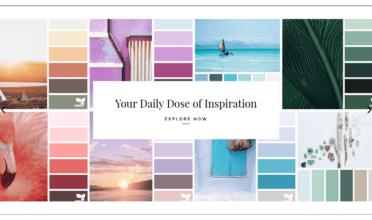 اهمیت رنگ در طراحی سایت
