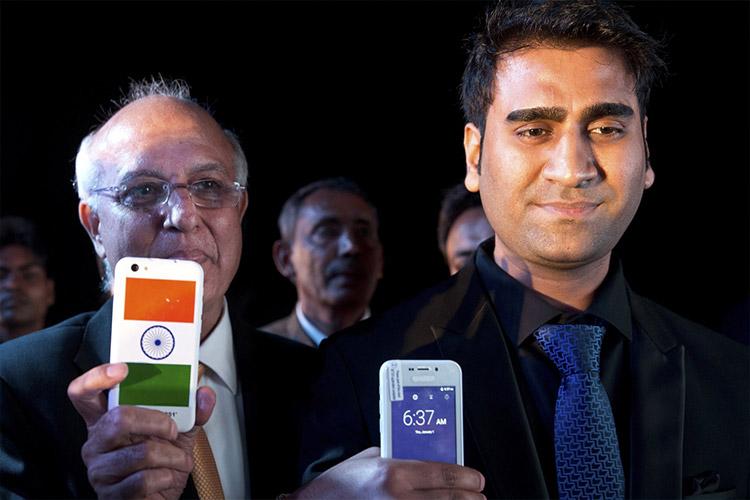 هند گوشی ۴ دلاری می سازد