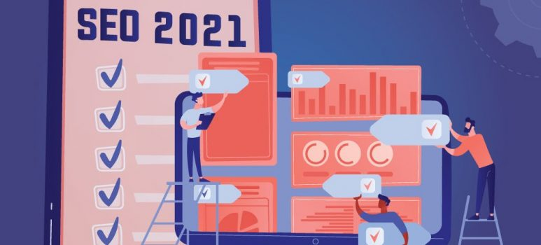 چک لیست سئو در سال ۲۰۲۱